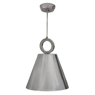 Wade Logan Carleen 1-Light Cone Pendant