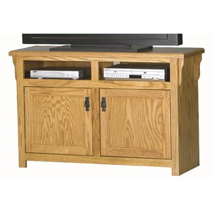 Check Prices Gus TV Stand for TVs up to 49 by Millwood Pines Reviews (2019) & Buyer's Guide