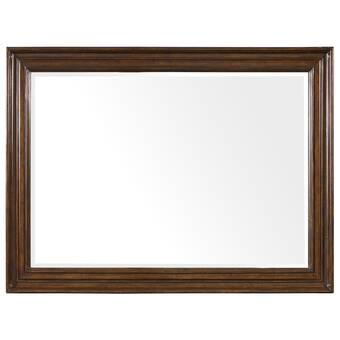 Worldsaway Pinched Corner Traditional Accent Mirror Perigold