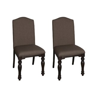 Sansome Upholstered Side Chair (Set of 2) Alcott Hill