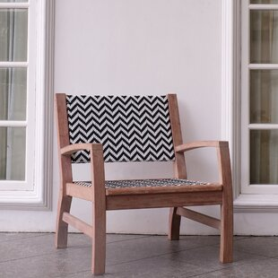Danya Patio Chair (Set Of 2) by Bungalow Rose Find