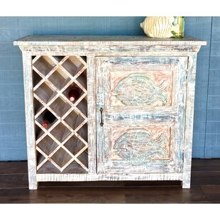 Berman Fishy Bar With Wine Storage Today Sale Only
