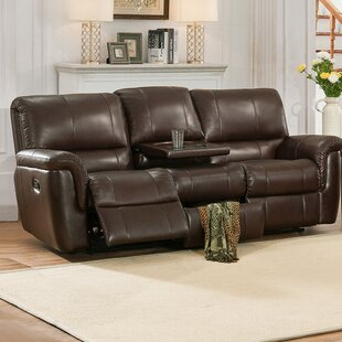 Sudduth Leather Sofa
