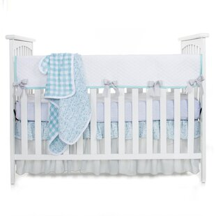 Find for Stelly 3 Piece Crib Bedding Set By Harriet Bee
