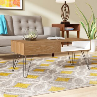 Bohner Coffee Table by Mercury Row