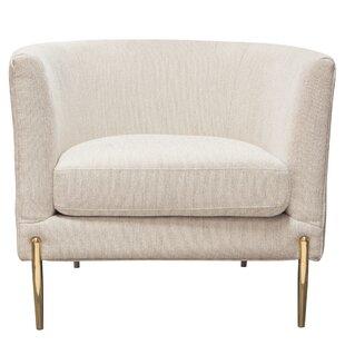 Lane Armchair by Diamond Sofa