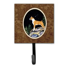 Starry Night Boxer Leash Holder and Wall Hook by Caroline's Treasures