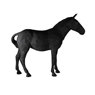 Amedeo Design ResinStone Mule Statue