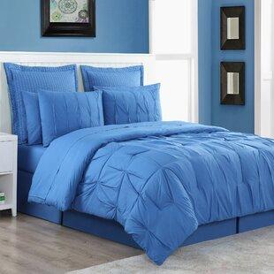 Luna Reversible Comforter Set by Fiesta