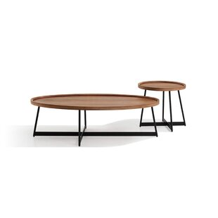Teagan 2 Piece Coffee Table Set