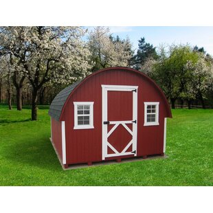 Haman Round Roof Chicken Coop With Nesting Box And Roosting Bar By Tucker Murphy Pet