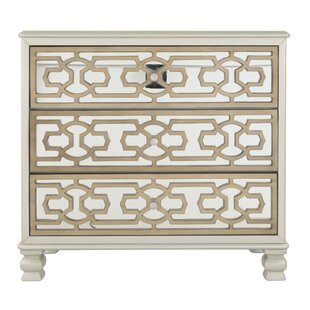 Reposa 3 Drawer Accent Cabinet..