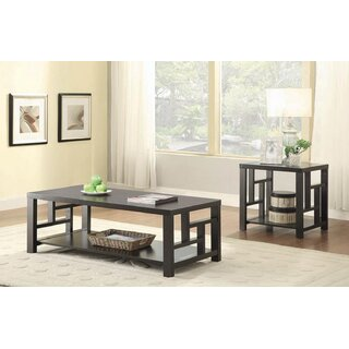 Waymon 2 Piece Coffee Table Set by Ivy Bronx SKU:AD881913 Guide