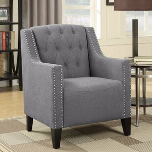 Kepley Relaxed and Refined Wingback Chair by Alcott Hill