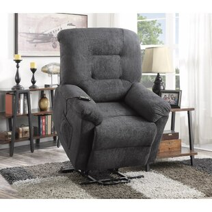 Carnahan Irresistible Power Recliner with Supreme Comfort