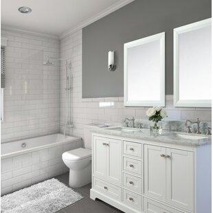 Longford 60 Double Bathroom Vanity Set ByBirch Lane™