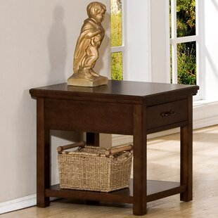 Read Reviews Boonville End Table By Darby Home Co