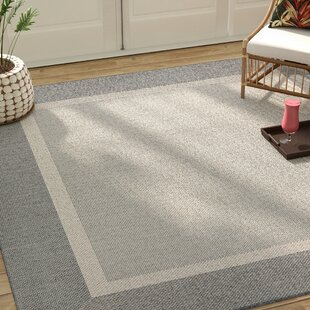 Linden Gray Indoor Outdoor Area Rug