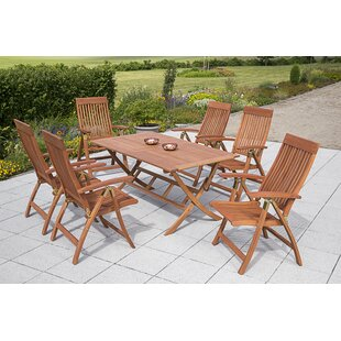 Wickstrom 6 Seater Dining Set Image