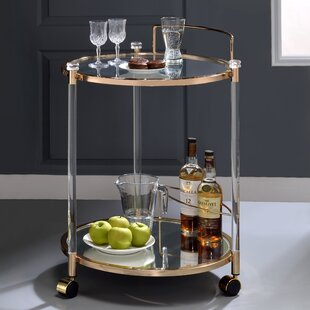 Millwright Bar Cart