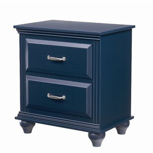 Madison 2 Drawer Nightstand by Lang Furniture New