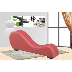 Reviews Margarito Yoga Chaise Lounge by Ebern Designs Reviews (2019) & Buyer's Guide