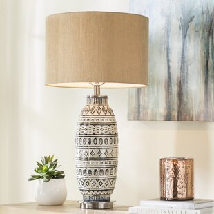 Shop For Corsican Aged 30.25 Table Lamp By Bungalow Rose