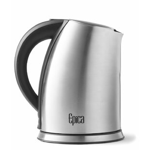 1.75-qt. Cordless Electric Stainless Steel Kettle
