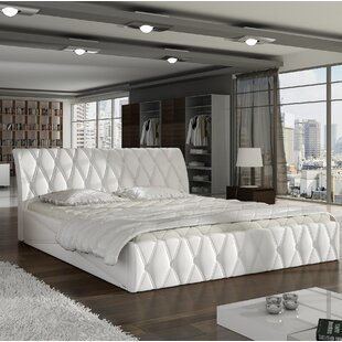 Montano Upholstered Platform Bed
