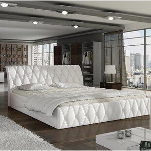 Montano Upholstered Platform Bed