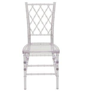 Beau Acrylic Clear Chair | Wayfair