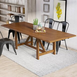 Clarissa Dining Table by August Grove Best #1