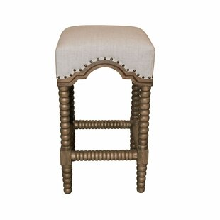 Compare prices Poitra 29.5 Bar Stool by One Allium Way Reviews (2019) & Buyer's Guide