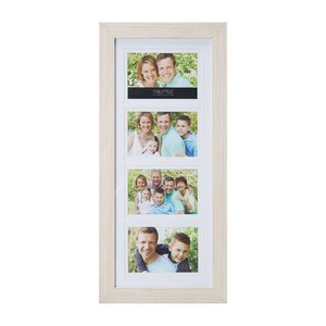 Vao 4 Opening Wood Collage Picture Frame