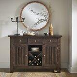 Rumbell 52 Wide 3 Drawer Rubberwood Sideboard by Gracie Oaks