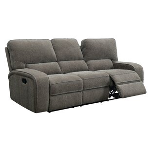 Shop For Buchheit Reclining Sofa by Red Barrel Studio Reviews (2019) & Buyer's Guide