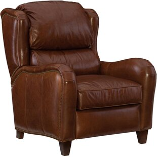 Bradington-Young Majesty 3 Way Lounger Leather Recliner