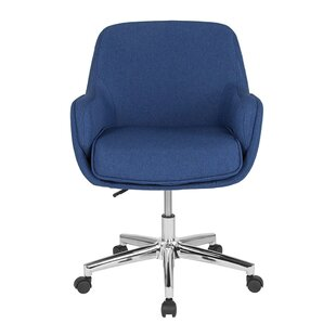 Fusco Upholstered Mid-Back Task Chair