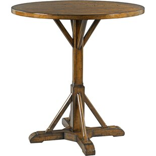 Craftsman Pub Table by Woodbri..
