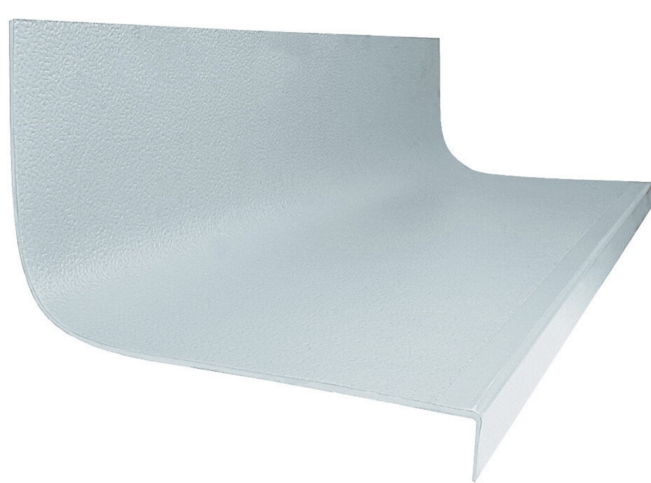 Roppe 36 Heavy Duty Square Nose Stair Tread Wayfair