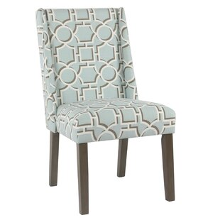 Buying Bowers Contemporary Upholstered Dining Chair (Set of 2) by Rosecliff Heights Reviews (2019) & Buyer's Guide