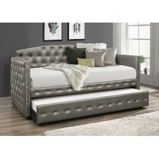Mercer41 Bertie Daybed with Trundle