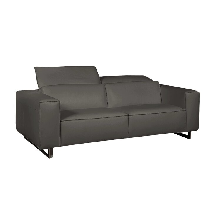 Astounding Giadia Leather Sofa Caraccident5 Cool Chair Designs And Ideas Caraccident5Info