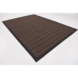 clayera brown outdoor area rug