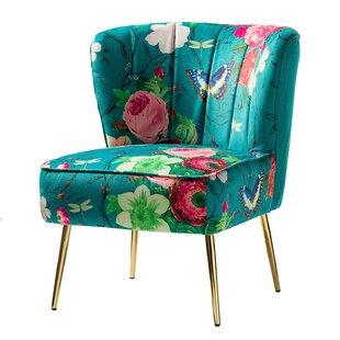Amata Side Chair By Everly Quinn