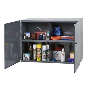 23.88 H x 33.75 W x 12 D Utility and Aerosol Storage Cabinet by Durham Manufacturing