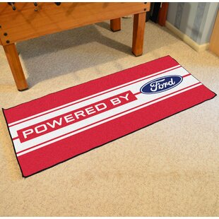 Ford Oval With Stripes Runner