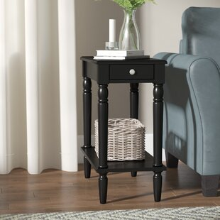 Ariella End Table With Storage..