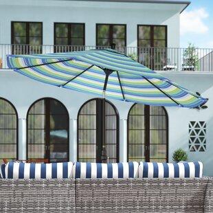 Muldoon 9' Market Sunbrella Umbrella