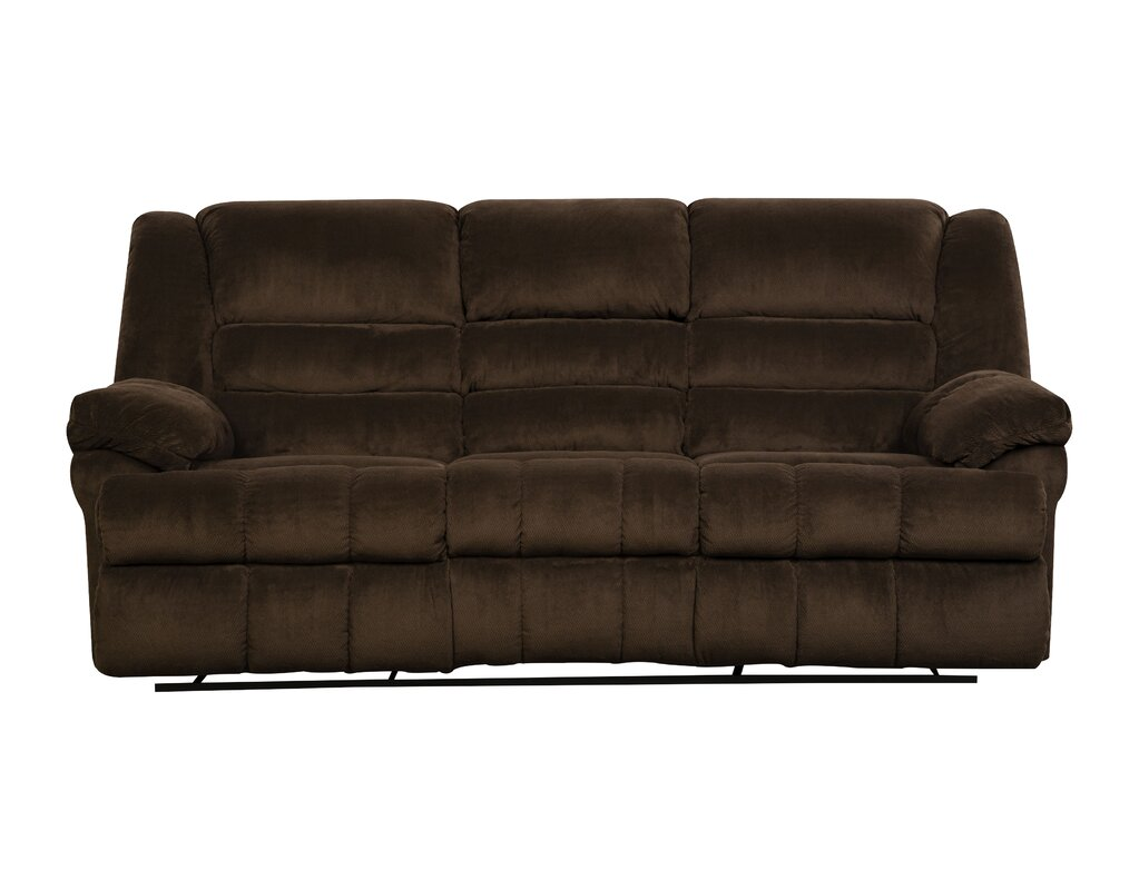 Reclining loveseats sofas youll love wayfair simmons upholstery mendes double motion reclining sofa parisarafo Choice Image